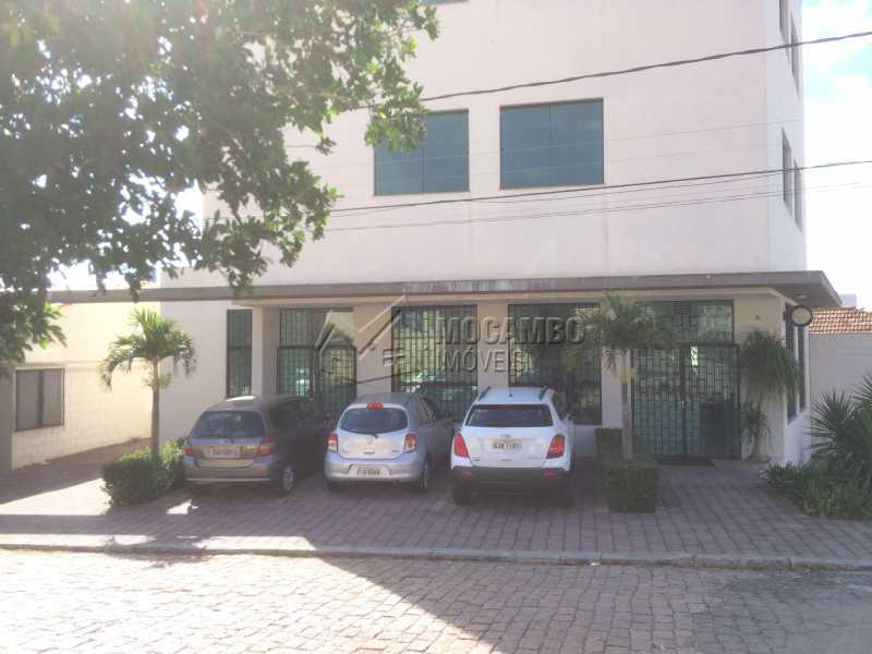 Fachada/Vagas - Prédio 523m² à venda Itatiba,SP - R$ 3.200.000 - FCPR00015 - 3