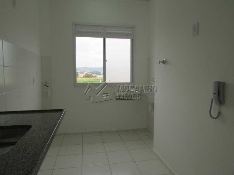 Cozinha/area de serviço - Casa em Condominio À Venda - Itatiba - SP - Jardim Ester - FCCN20021 - 6