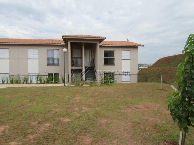 Área externa  - Casa em Condominio À Venda - Itatiba - SP - Jardim Ester - FCCN20021 - 13
