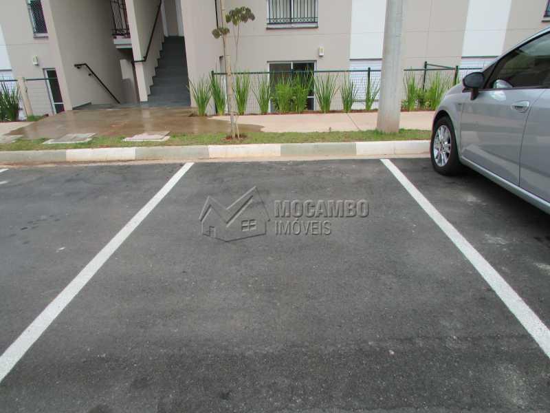 Garagem  - Casa em Condominio À Venda - Itatiba - SP - Jardim Ester - FCCN20021 - 9