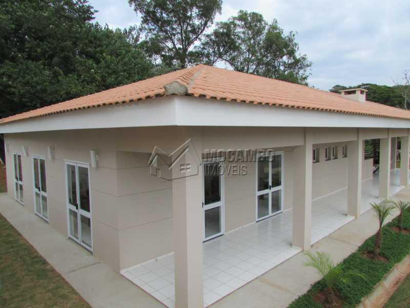 Salão de festas  - Casa em Condominio À Venda - Itatiba - SP - Jardim Ester - FCCN20021 - 16