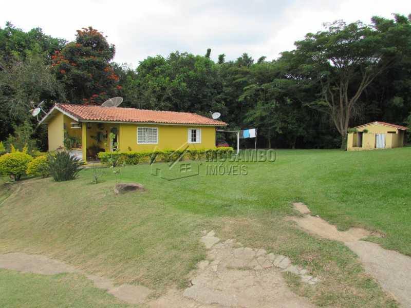 Acesso principal/Casa caseiro - Sítio 193600m² à venda Itatiba,SP - R$ 2.500.000 - FCSI30003 - 3