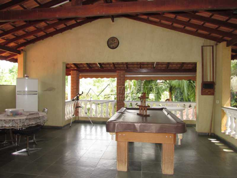 Salão jogos - Sítio 193600m² à venda Itatiba,SP - R$ 2.500.000 - FCSI30003 - 23