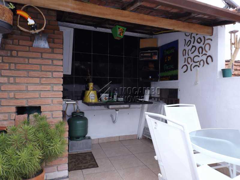 Àrea Gourmet - Casa 2 quartos à venda Itatiba,SP - R$ 310.000 - FCCA20971 - 10