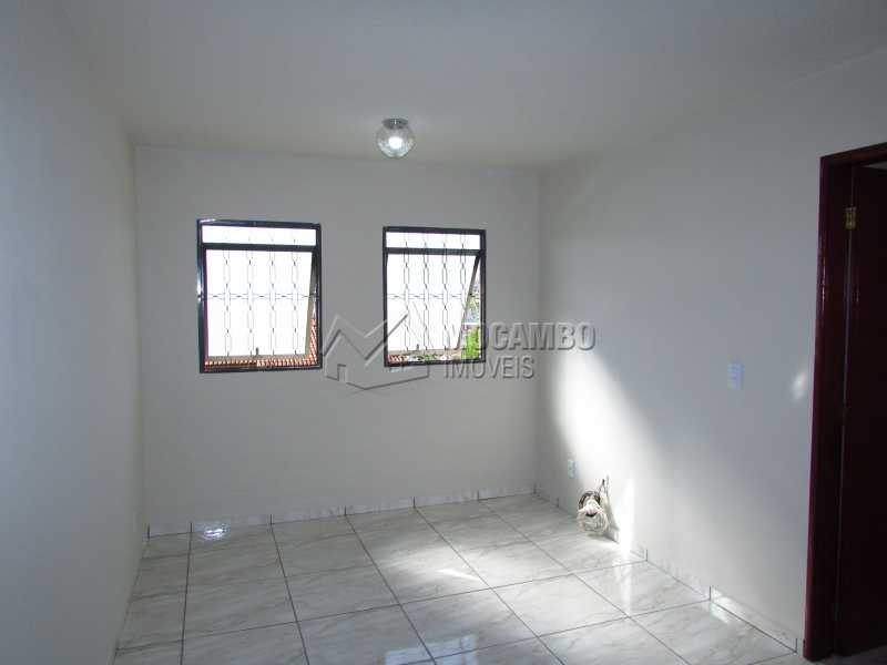 Sala - Apartamento Residencial Beija-Flor - Condomínio A , Itatiba, Residencial Beija Flor, SP Para Alugar, 3 Quartos, 55m² - FCAP30420 - 8