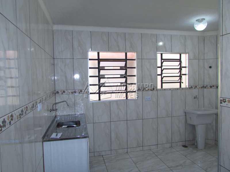 Cozinha - Apartamento Residencial Beija-Flor - Condomínio A , Itatiba, Residencial Beija Flor, SP Para Alugar, 3 Quartos, 55m² - FCAP30420 - 3