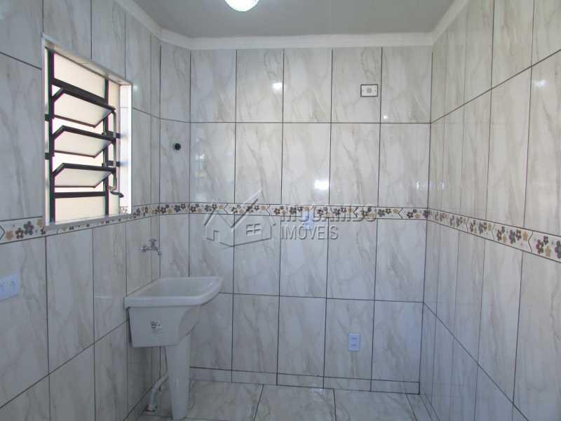Área de Servço - Apartamento Residencial Beija-Flor - Condomínio A , Itatiba, Residencial Beija Flor, SP Para Alugar, 3 Quartos, 55m² - FCAP30420 - 6