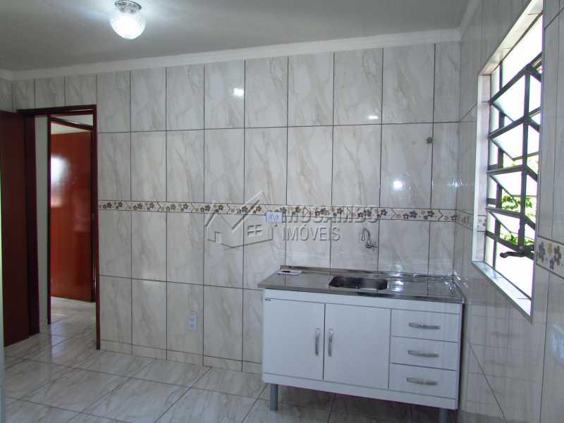 Cozinha - Apartamento Residencial Beija-Flor - Condomínio A , Itatiba, Residencial Beija Flor, SP Para Alugar, 3 Quartos, 55m² - FCAP30420 - 1
