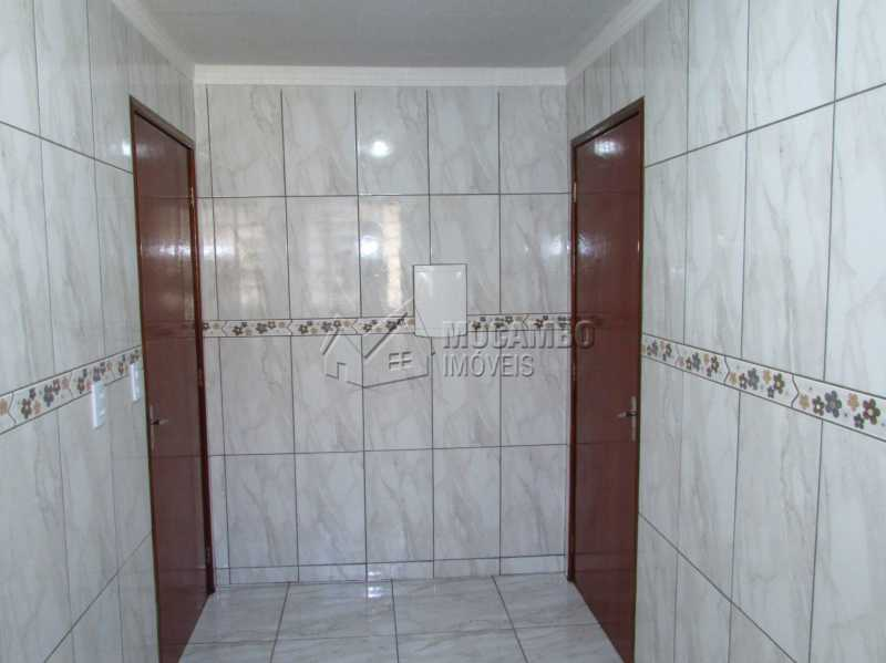 Cozinha - Apartamento Residencial Beija-Flor - Condomínio A , Itatiba, Residencial Beija Flor, SP Para Alugar, 3 Quartos, 55m² - FCAP30420 - 5