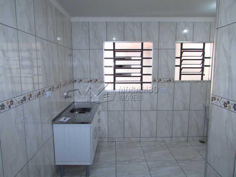 Cozinha - Apartamento Residencial Beija-Flor - Condomínio A , Itatiba, Residencial Beija Flor, SP Para Alugar, 3 Quartos, 55m² - FCAP30420 - 4