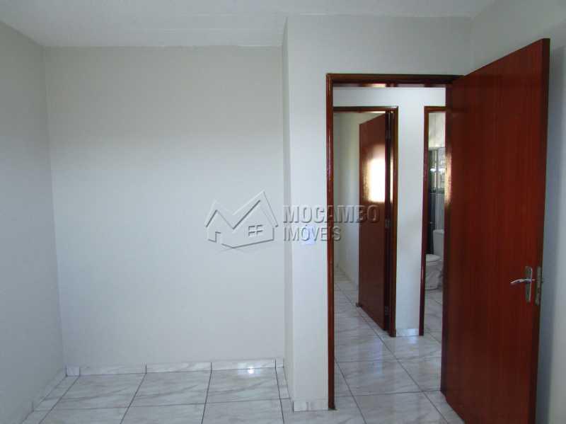 Dormitório 1 - Apartamento Residencial Beija-Flor - Condomínio A , Itatiba, Residencial Beija Flor, SP Para Alugar, 3 Quartos, 55m² - FCAP30420 - 12