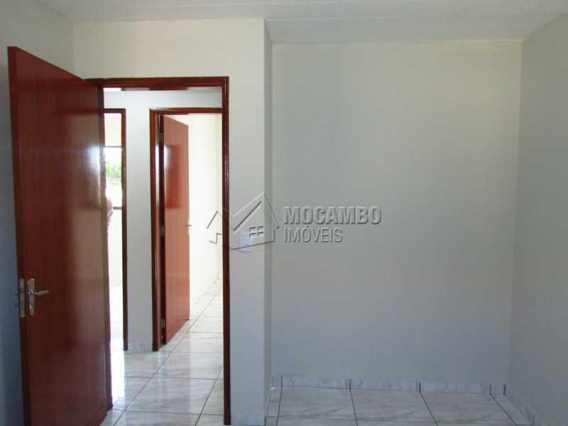 Dormitório 2 - Apartamento Residencial Beija-Flor - Condomínio A , Itatiba, Residencial Beija Flor, SP Para Alugar, 3 Quartos, 55m² - FCAP30420 - 14
