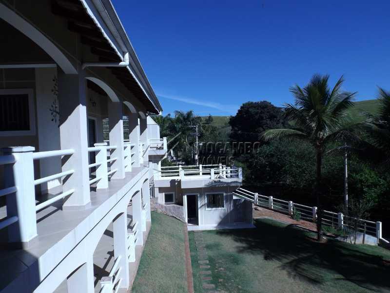 VARANDA - Casa À Venda no Condomínio Ville Chamonix - Jardim Nossa Senhora das Graças - Itatiba - SP - FCCN40110 - 19