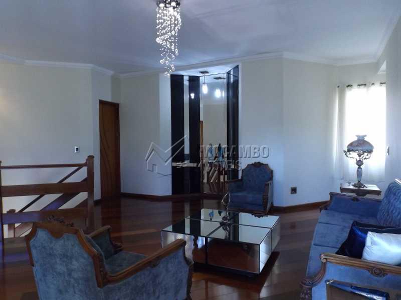 SALA PRIVATIVA - Casa À Venda no Condomínio Ville Chamonix - Jardim Nossa Senhora das Graças - Itatiba - SP - FCCN40110 - 20