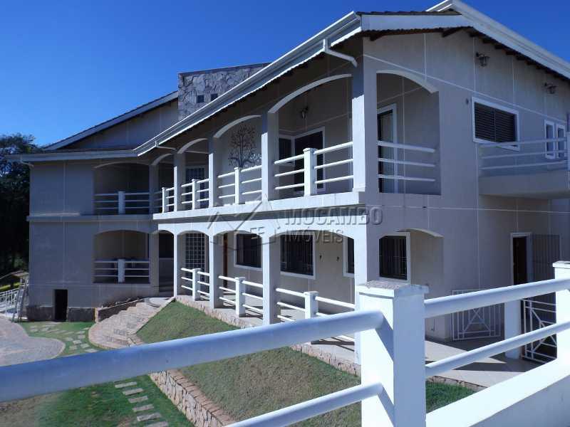 LATERAL - Casa À Venda no Condomínio Ville Chamonix - Jardim Nossa Senhora das Graças - Itatiba - SP - FCCN40110 - 22