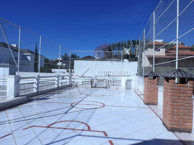 QUADRA - Casa À Venda no Condomínio Ville Chamonix - Jardim Nossa Senhora das Graças - Itatiba - SP - FCCN40110 - 25