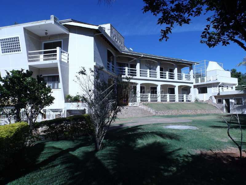 ÁREA EXTERNA - Casa À Venda no Condomínio Ville Chamonix - Jardim Nossa Senhora das Graças - Itatiba - SP - FCCN40110 - 29