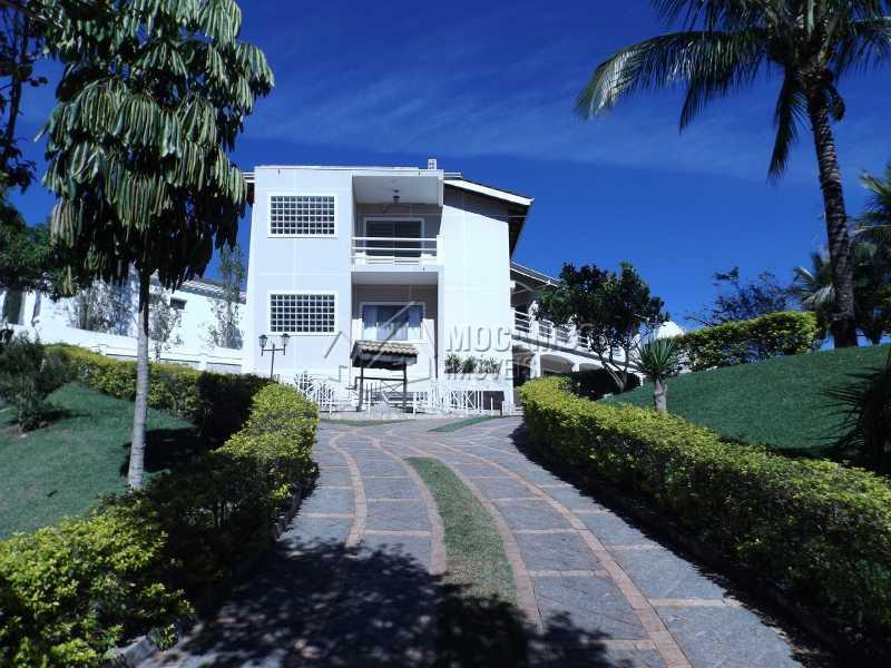 ÁREA EXTERNA - Casa À Venda no Condomínio Ville Chamonix - Jardim Nossa Senhora das Graças - Itatiba - SP - FCCN40110 - 30
