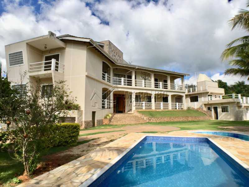 ÁREA EXTERNA - Casa em Condominio À Venda - Itatiba - SP - Ville Chamonix - FCCN40110 - 28