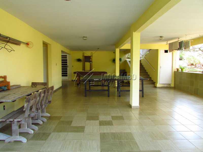 Salão de jogosfestas - Casa em Condomínio 5 quartos à venda Itatiba,SP - R$ 950.000 - FCCN50020 - 16