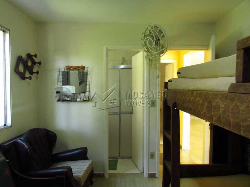 Dormitório 1 - Casa em Condomínio 5 quartos à venda Itatiba,SP - R$ 950.000 - FCCN50020 - 6