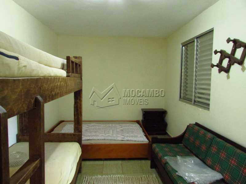 Dormitório 1 - Casa em Condomínio 5 quartos à venda Itatiba,SP - R$ 950.000 - FCCN50020 - 3