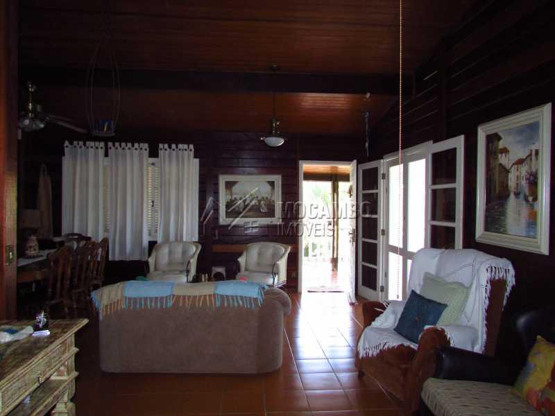 Sala de tv - Casa em Condomínio 5 quartos à venda Itatiba,SP - R$ 950.000 - FCCN50020 - 11