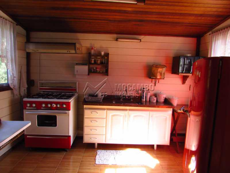 Cozinha - Casa em Condomínio 5 quartos à venda Itatiba,SP - R$ 950.000 - FCCN50020 - 12