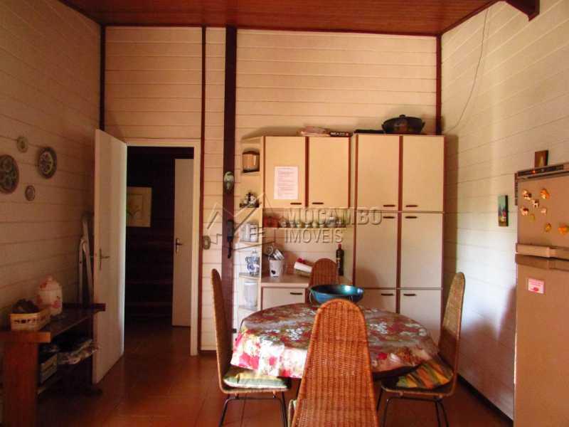 Cozinha - Casa em Condomínio 5 quartos à venda Itatiba,SP - R$ 950.000 - FCCN50020 - 13