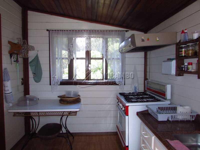 Cozinha - Casa em Condomínio 5 quartos à venda Itatiba,SP - R$ 950.000 - FCCN50020 - 14