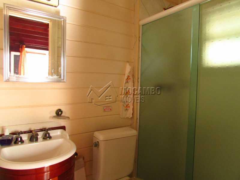 Banheiro suíte - Casa em Condomínio 5 quartos à venda Itatiba,SP - R$ 950.000 - FCCN50020 - 5