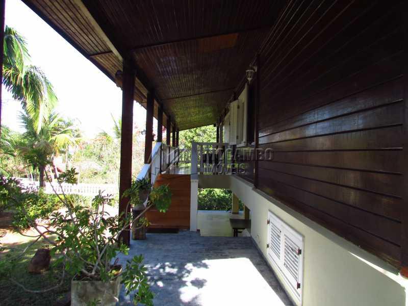 Varanda - Casa em Condomínio 5 quartos à venda Itatiba,SP - R$ 950.000 - FCCN50020 - 19