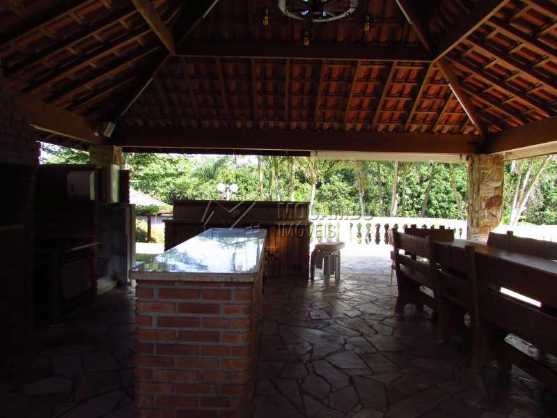 Área gournet - Casa em Condomínio 5 quartos à venda Itatiba,SP - R$ 950.000 - FCCN50020 - 21