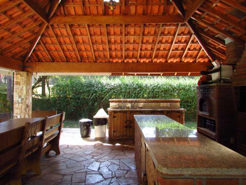 Área gourmet - Casa em Condomínio 5 quartos à venda Itatiba,SP - R$ 950.000 - FCCN50020 - 22