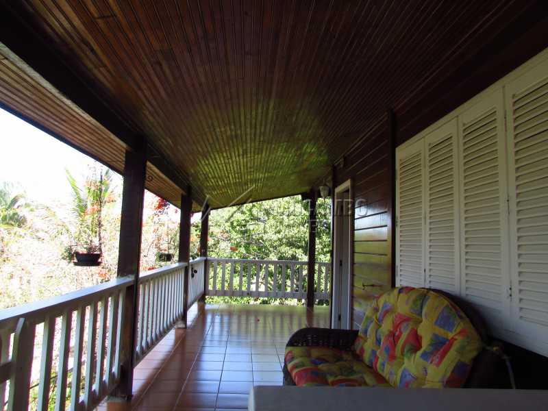 Varanda - Casa em Condomínio 5 quartos à venda Itatiba,SP - R$ 950.000 - FCCN50020 - 20