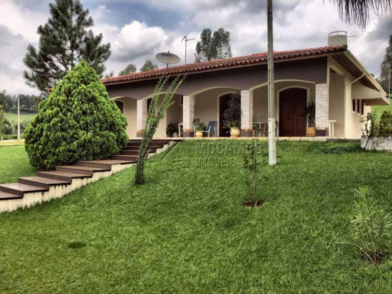 Casa Sede - Sítio 28000m² à venda Estrada Municipal Irene Perobelli Fumachi,Itatiba,SP - R$ 4.000.000 - FCSI40008 - 3