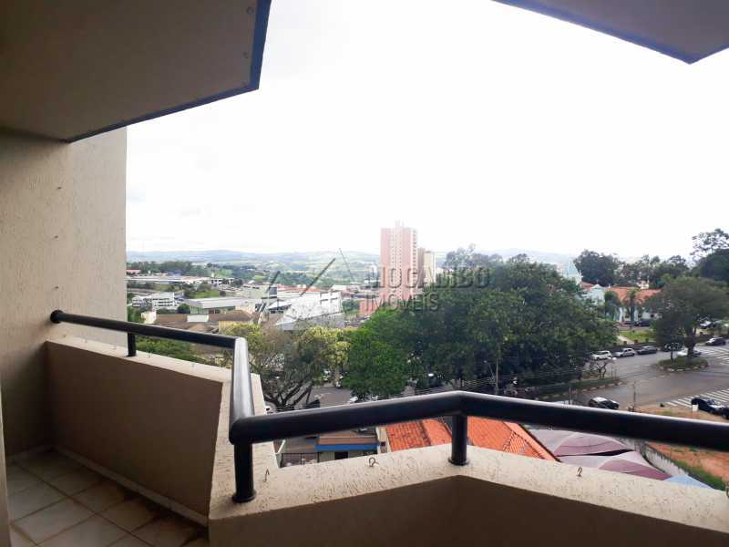 Varanda  - Apartamento Para Venda ou Aluguel - Itatiba - SP - Jardim Tereza - FCAP30421 - 12