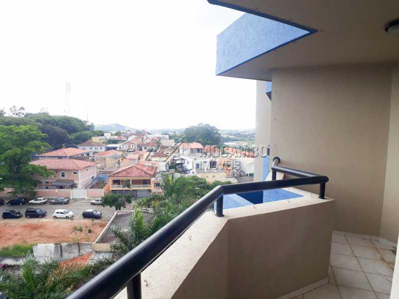Varanda  - Apartamento 3 quartos à venda Itatiba,SP - R$ 400.000 - FCAP30421 - 13