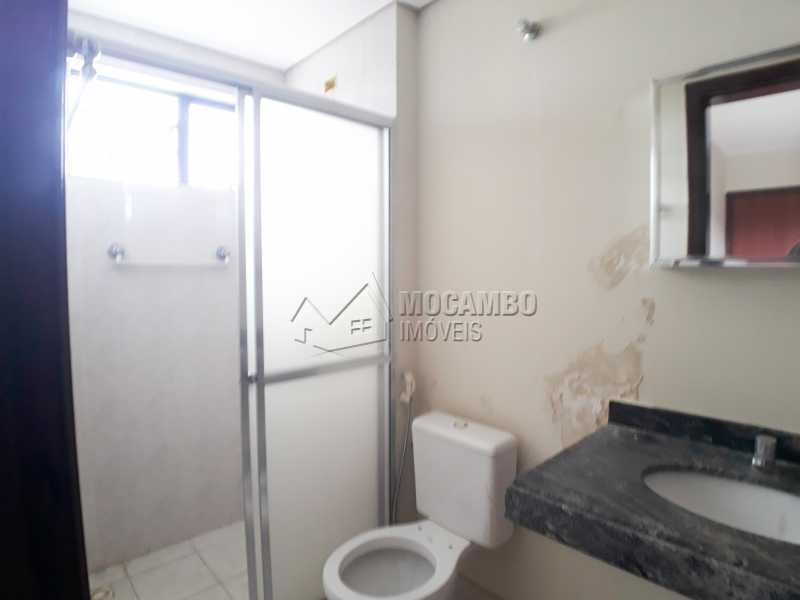 Banheiro suite  - Apartamento 3 quartos à venda Itatiba,SP - R$ 400.000 - FCAP30421 - 6