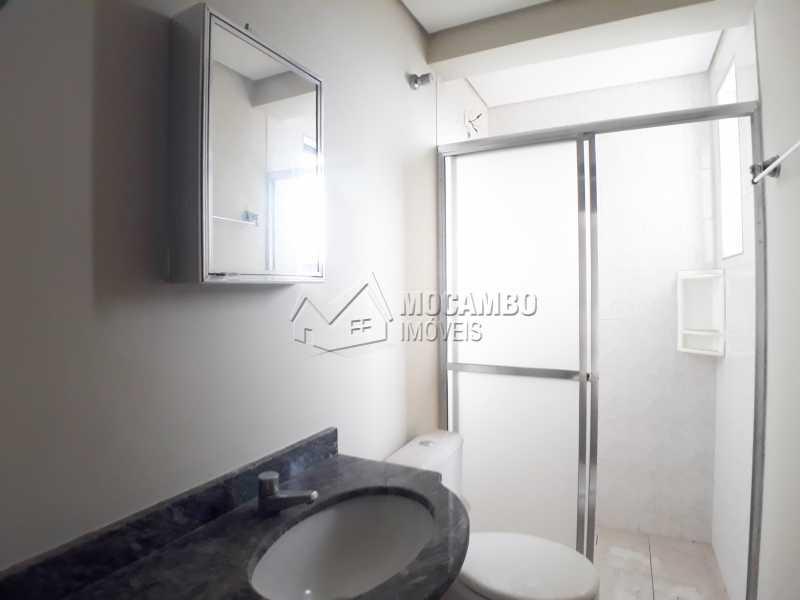 Banheiro - Apartamento 3 quartos à venda Itatiba,SP - R$ 400.000 - FCAP30421 - 9