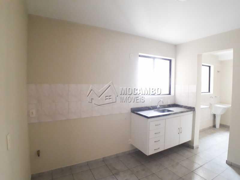 Cozinha  - Apartamento 3 Quartos Para Venda e Aluguel Itatiba,SP - R$ 1.100 - FCAP30421 - 4