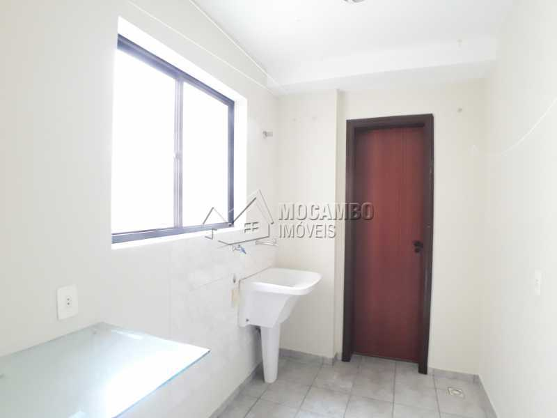 Lavanderia  - Apartamento 3 Quartos Para Venda e Aluguel Itatiba,SP - R$ 1.100 - FCAP30421 - 11