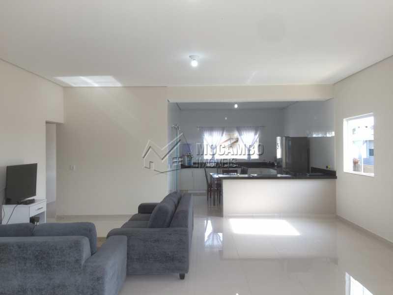 Sala - Casa em Condomínio 3 quartos à venda Itatiba,SP - R$ 1.200.000 - FCCN30330 - 1