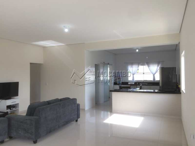 Sala - Casa em Condomínio 3 quartos à venda Itatiba,SP - R$ 1.400.000 - FCCN30330 - 3