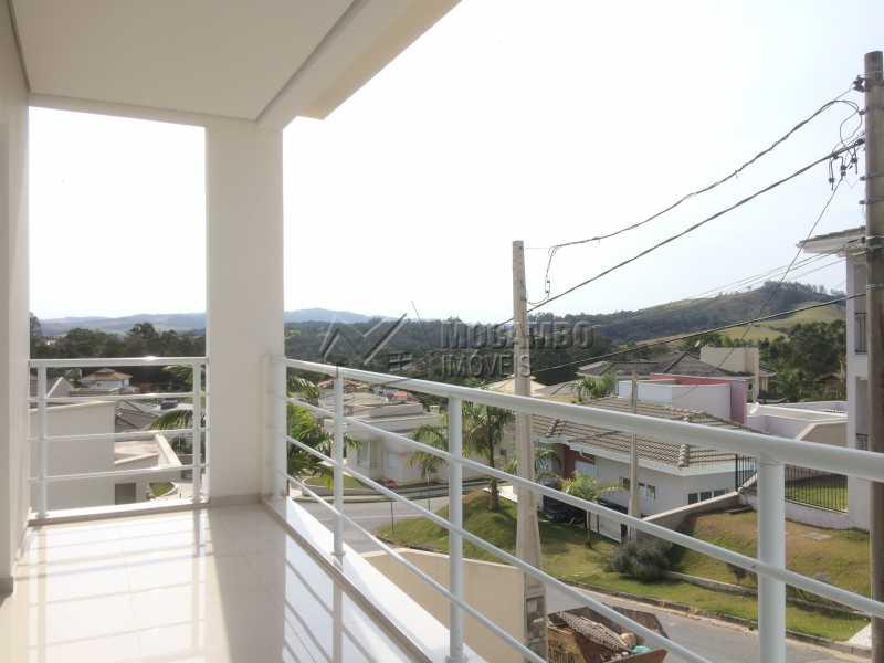 Varanda - Casa em Condomínio 3 quartos à venda Itatiba,SP - R$ 1.200.000 - FCCN30330 - 5