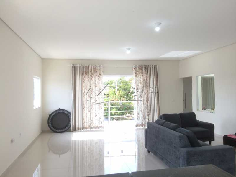Sala - Casa em Condomínio 3 quartos à venda Itatiba,SP - R$ 1.200.000 - FCCN30330 - 4