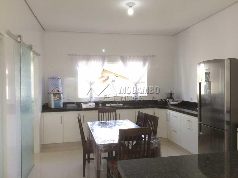 Cozinha - Casa em Condomínio 3 quartos à venda Itatiba,SP - R$ 1.200.000 - FCCN30330 - 6
