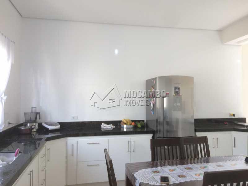 Cozinha - Casa em Condomínio 3 quartos à venda Itatiba,SP - R$ 1.400.000 - FCCN30330 - 7