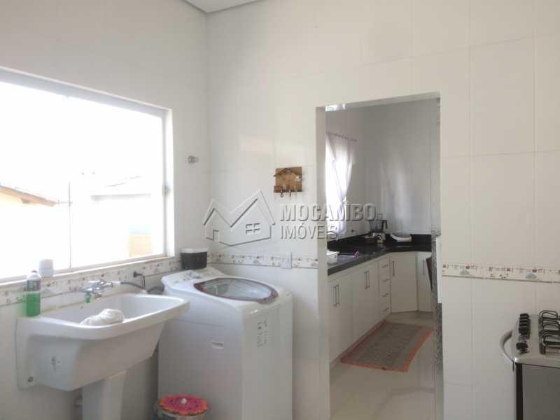 Área de serviço - Casa em Condomínio 3 quartos à venda Itatiba,SP - R$ 1.200.000 - FCCN30330 - 9