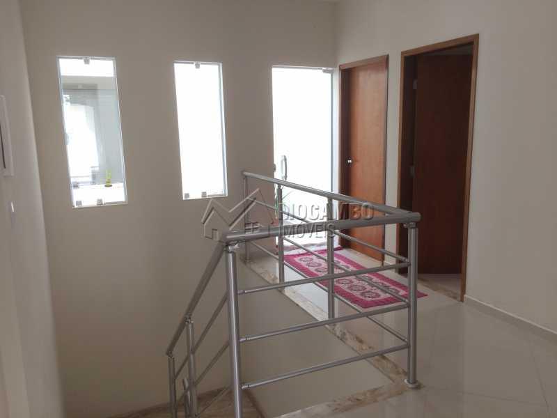 Acesso garagem - Casa em Condomínio 3 quartos à venda Itatiba,SP - R$ 1.200.000 - FCCN30330 - 10